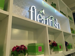 Fleurish flower bar