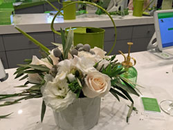 Fleurish arrangement